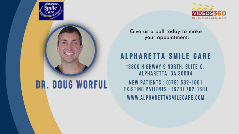 Welcome to Alpharetta Smile Care - Dr. Doug Worful
